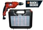 Black & Decker Drill Macine Impact 13mm 710W CD714REK-AE