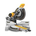 Dewalt Dws780 12″ Double Bevel Sliding Compound Miter Saw-Yellow & Silver price in Pakistan