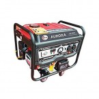 Aurora Petrol & Gas Generator 2.2KVA - Age2500E – Red & Black price in Pakistan