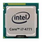 CPU CORE i7-4771 3.50GHZ 8MB LGA1150 4/8 Haswell ORIGINAL INTEL BRAND PRICE IN PAKISTAN