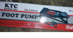 FOOT PUMP 55X120MM FP-202 KTC BRAND PRICE IN PAKISTAN