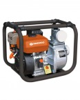 Petrol Engine Driven Water Pump - Orange & Black ORIGINAL DAEWOO BRAND PRICE IN PAKISTAN