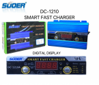 DC-1210A SMART FAST CHARGER SUDER BRAND PRICE IN PAKISTAN