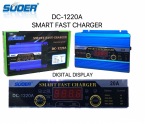 DC-1220A SMART FAST CHARGER DIGITAL DISPLAY SUDER BRAND PRICE IN PAKISTAN