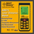 Laser Distance Meter LDM Measuring Range 03 40 m AR871 Price In Pakistan