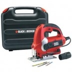 Black n Decker KS900EK 600 W Jigsaw with Sightline Variable Speed and Kit Box Price In Pakistan