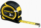 3M X 13mm Metric, Tylon Tapes, New Modern Styled, Compact Case Design, Cushioned Grip for maximum Comfort, Soft Impact Resistant Case STANLEY BRAND PRICE IN PAKISTAN