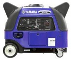 Yamaha Sound Proof Inverter Petrol Generator 3 KVA - Made in Japan - EF3000iSE - Blue price in Pakistan