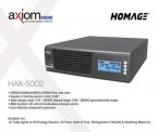 HOMAGE UPS 5000VA  Axiom 5002
