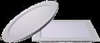 3W LED Ceiling Light FLAT PANEL LED ROUND/SQUARE OSAKA BRAND PRICE IN PAKISTAN