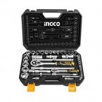 44 PCS 1/2'' 1/4'' SOCKET SET ORIGINAL INGCO BRAND PRICE IN PAKISTAN