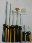 SCREW DRIVER SET YELLOW BLACK RUBICON COPY ORDINARY PRICE IN PAKISTAN