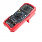 UNI-T Ac/Dc, Hz, Temp, 20A Multimeter Ut 55 - Red Grey ORIGINAL UNI-T BRAND PRICE IN PAKISTAN