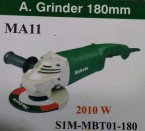 ANGLE GRINDER 180MM 2010W ORIGINAL MEBOTE BRAND PRICE IN PAKISTAN
