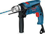 2-Speed Impact Drill GSB 13RE, Rated power input 600 W, Drilling dia. In masonry 15 mm, Drilling dia. In Wood 25 mm, Drilling dia. In Concrete 13 mm ORIGINAL BOSCH BRAND PRICE IN PAKISTAN