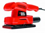 Black & Decker 135W Sander 1/3 Sheet KA300 – Black and Red price in Pakistan