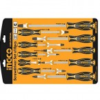 10 PCS SCREWDRIVER SET HKSD1028 ORIGINAL INGCO BRAND PRICE IN PAKISTAN