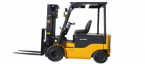 ELECTRIC FORK LIFT TRUCK 1.5 TON 1.5 Ton AC Electric Forklift CPD15HB Italy Zapi controller, Duplex mast with lifting height of 3000mm, fork length : 900mm ORIGINAL PRICE IN PAKISTAN