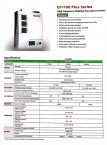 HIGH FREQUENCY MODIFIED SINE WAVE INVERTER 12V EP1100 PLUS SERIES PRICE IN PAKISTAN