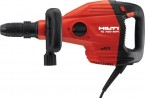 TE 700-AVR  Breaker Rated input power: 1300 W Single impact energy: 11.5 J Full hammering frequency: 2760 impacts/minute 428937
