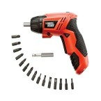 Black & Decker Cordless Screwdriver, Drill Bits and Socket sets – Black and Decker price in Pakistan