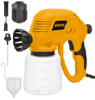 SPRAY GUN 60WATT WITH ACCESSORIES INGCO BRAND PRICE IN PAKISTAN