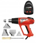 HOT AIR GUN WITH ALL ACCESSORIES ORIGINAL YATO BRAND PRICE IN PAKISTAN