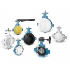 GAR-SEAL® Butterfly Valve for Control, Throttling and Shut-off Duties original garlock usa brand price in Pakistan