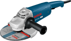 HEAVDUTY ANGLE/ GRINDER - TWO HAND GWS 21-180H, Power input 2.100 W, Idle speed 6.500 rpm, Disc dia. 230 mm ORIGINAL BOSCH BRAND PRICE IN PAKISTAN