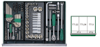 168 Pcs Tool-Trolly Group Storage Kits Grouping ORIGINAL HANS BRAND PRICE IN PAKISTAN