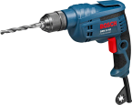 Impact Drill GBM 450/GBM-10, Rated power input 450 W, N0- load speed 2500 rpm, Steel 10 mm, Wood 25 mm, Aluminium 13 mm ORIGINAL BOSCH BRAND PRICE IN PAKISTAN