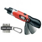 Black & Decker KC9039 3 6V 3 Position Screwdriver with Torque price in Pakistan