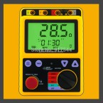 Digital Earth Tester 0 to 2000 Ohms AR4105B Price In Pakistan