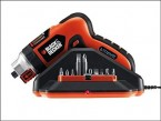 Black & Decker Red n Black Cordless Screw Driver AS36LN price in Pakistan