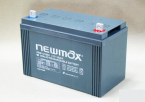 MAINTENANCE FREE DRY BATTERY 100AH newmax 100AH
