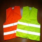 Safety Vest for Engineers / Labour Normal Quality