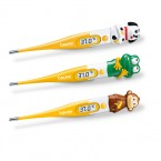 BY 11 Digital Thermometer (Celsius Only 3 Carton Characters  Monkey Frog Dog) ORIGINAL BEURER BRAND PRICE IN PAKISTAN