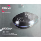 HOMAGE UPS 1000VA 700WATT (NEW ARRIVAL)  HEX-1004
