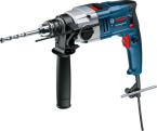 2-Speed Impact Drill GSB 20-2 RE/GSB 19-2RE, Rated power input 800 W, Masonry 22 / 16 mm Wood 40 / 25 mm Concrete 20 / 13 mm ORIGINAL BOSCH BRAND PRICE IN PAKISTAN