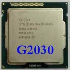 CPU PENTIUM G2030 3.00GHZ 3M LGA1155 2/2 ORIGINAL INTEL BRAND PRICE IN PAKISTAN