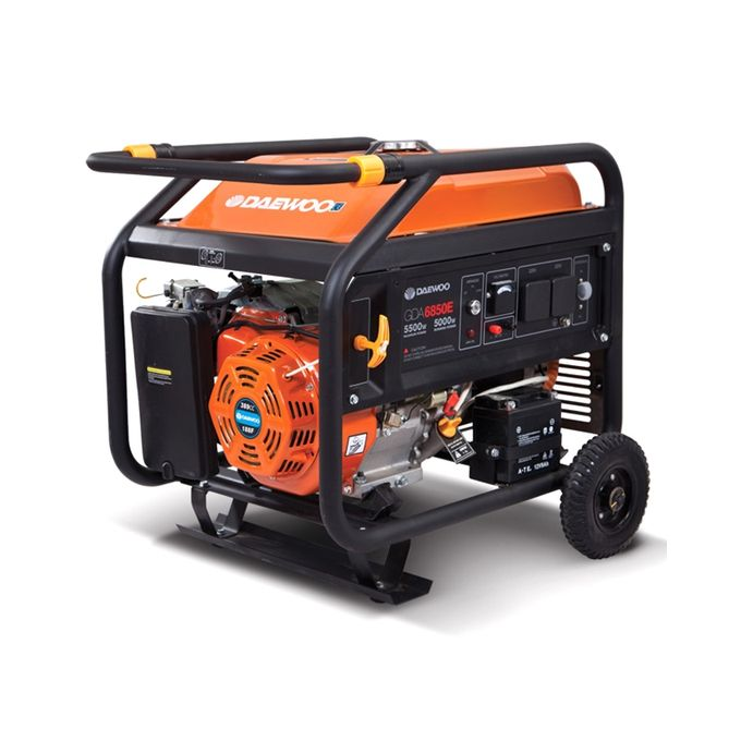7.5 KW GENERATOR ORIGINAL DAEWOO BRAND PRICE IN STAN