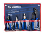4 PCS SET (PLIER,NOSE,CUTTER,WATERPUMP) ORIGINAL KINGTONY BRAND PRICE IN PAKISTAN