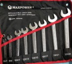 DOUBLE OPEN END WRENCH 8 PCS SET MAXPOWER BRAND PRICE IN PAKISTAN