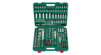 "177PCS UNIVERSAL TOOL KIT 1/4 "" , 3/8 "" , 1/2 "" DR. ORIGINAL HANS BRAND PRICE IN PAKISTAN"