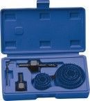 HOLE SAW SET 11 PCS A0111 C MART BRAND PRICE IN PAKISTAN