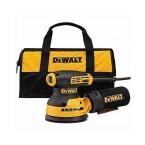 Dewalt D26453 3 Amp 5-Inch Variable Speed Random Orbit Sander With Cloth Dust Bag-Yellow & Black price in Pakistan