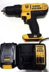 DEWALT CORDLESS DRILL 1.3AH WITH TWO BATTERIES ORIGINAL DEWALT BRAND PRICE IN PAKISTAN