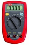 Auto Range Multimeter - UT 33A - Red & Grey ORIGINAL UNI-T HONGKONG BRAND PRICE IN PAKISTAN