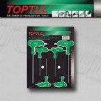 6PCS TWO WAY BALL & HEX KEY WRENCH AGCA:2,2.5,3,5,4,6MM TOPTUL PRICE IN PAKISTAN