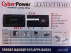 CYBERPOWER UPS 1000VA NEW ARRIVAL  CyberPower 1000VA